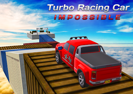 Turbo Racing Car Impossible - náhled