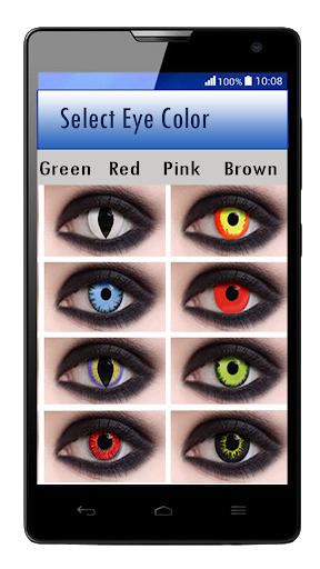Eye Color Changer u2013 Eye Lens Photo Editor  screenshots 2
