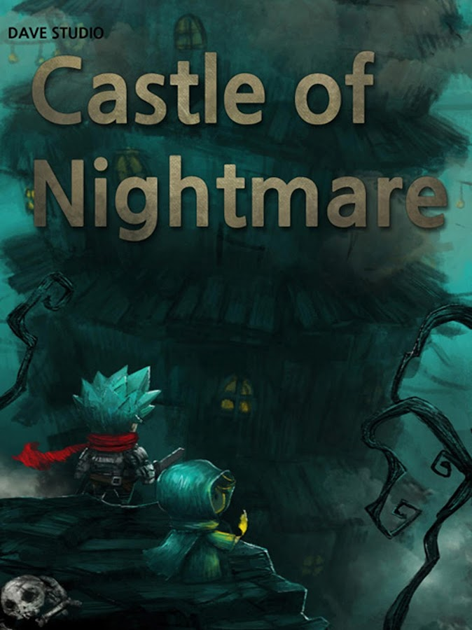 Castle of Nightmare Gold- screenshot