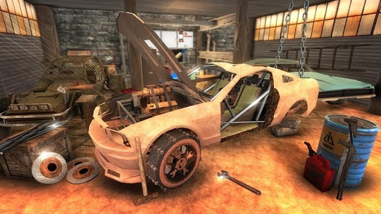 Fix My Car: Mad Road! FREE- screenshot thumbnail