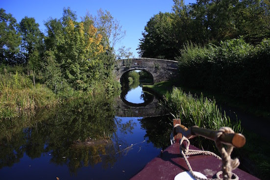 Canal Exhibition at Powysland