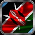 Kenyan Flag Live Wallpaper icon