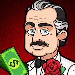 Tap Black Money - Mafia Adventure Icon