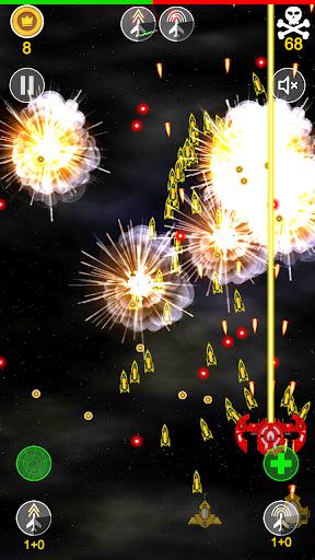 Télécharger gratuit Aircraft Warriors Arcade Shoot Em Up APK MOD 1