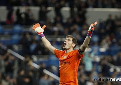 La légende Casillas s'en va du Real