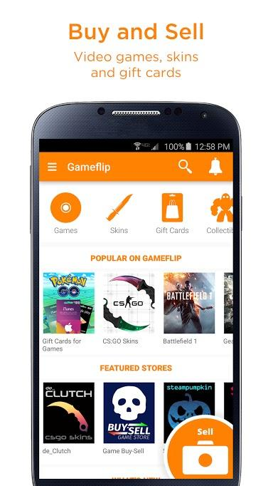 Gameflip: Buy & Sell- screenshot