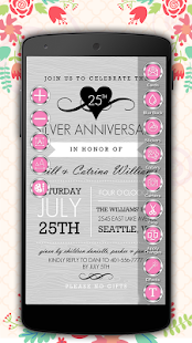 Download Anniversary Invitation Card Maker For PC Windows and Mac apk screenshot 2