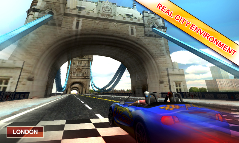 3D World Car Racing Challenge- screenshot