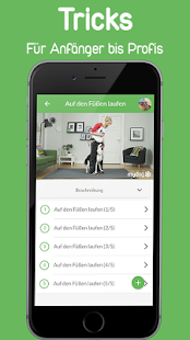 mydog365 – Hunde Training, Auslastung, Tricks, Fun Screenshot