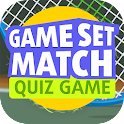 Game, Set, Match Fun Quiz icon
