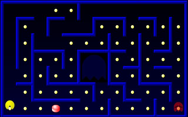 PacMan Advanced