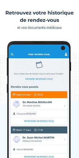 Doctolib - Prise de rendez-vous en ligne screenshot 6