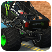 Race of Monster Trucks