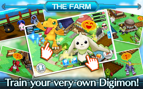 Game DigimonLinks APK for Windows Phone