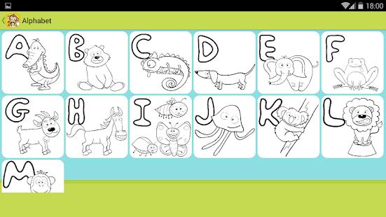 Kids Coloring Book Oggy Screenshot Thumbnail