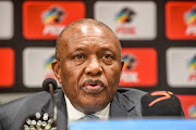 PSL Chairman Press Irvin Khoza.
