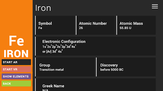 Download periodic table arvr for pc windows and mac apk 1 free download periodic table arvr for pc windows and mac apk screenshot 3 urtaz Gallery