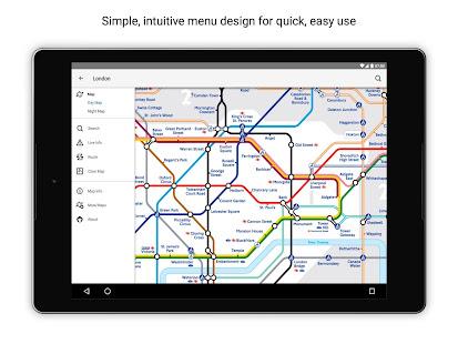 Tube Map London Underground 16