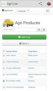 Agri Live screenshot