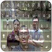 Transparan Keyboard BB