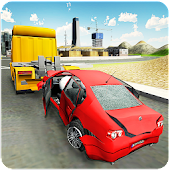 Car Tow Truck Simulator 2016