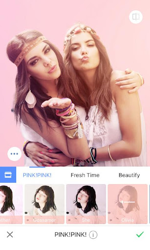 Meitu u2013 Beauty Cam, Easy Photo Editor  7