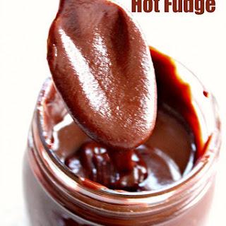 Easy Homemade Hot Fudge