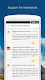screenshot of Yandex Browser with Protect