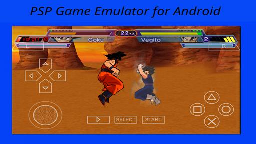psp HD - ppsspp emulator for PC