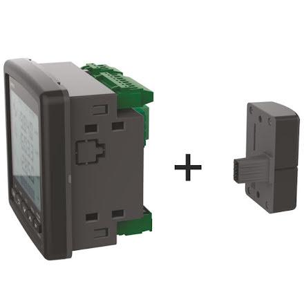 Modul med 2 digitala ingångar, 2 digitala utgångar, 5-24VDC, för MPR-4x-serien