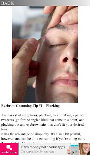 免費下載遊戲APP|Man eyebrows grooming app開箱文|APP開箱王