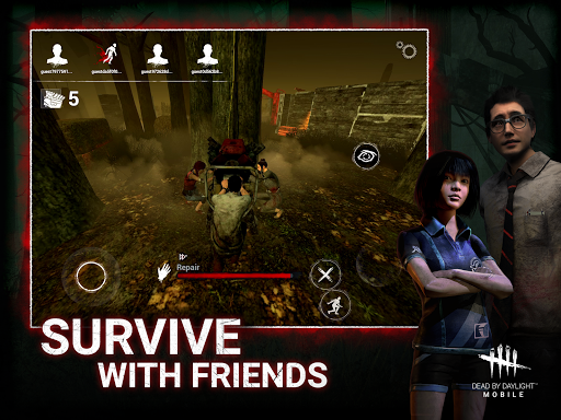Dead by Daylight Mobile 3.7.3019 screenshots 12