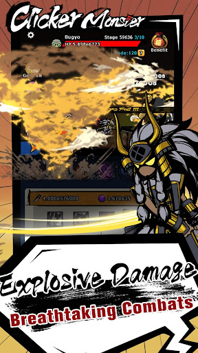 Clicker Monster 1.0.12 de.gamequotes.net 1
