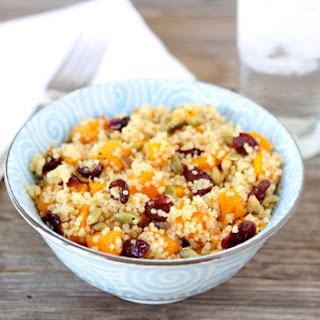 Quinoa Salad Cranberries Recipes