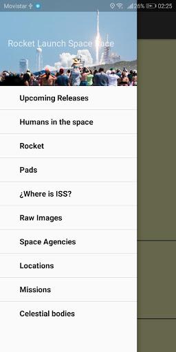 Rocket Launch Space Race ss1