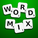 WordMix - a living crossword puzzle icon