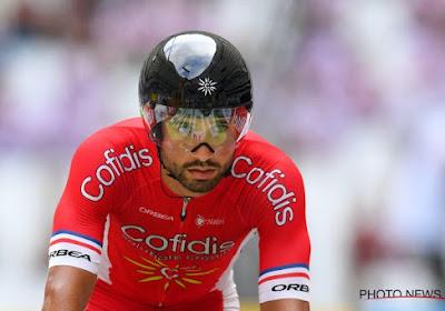 Nacer Bouhanni a écopé d'une pénalité au départ de la sixième étape de la Vuelta et dément une altercation