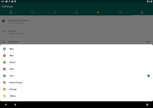 Bluer for Facebook and Messenger 1.6.8 screenshots 16