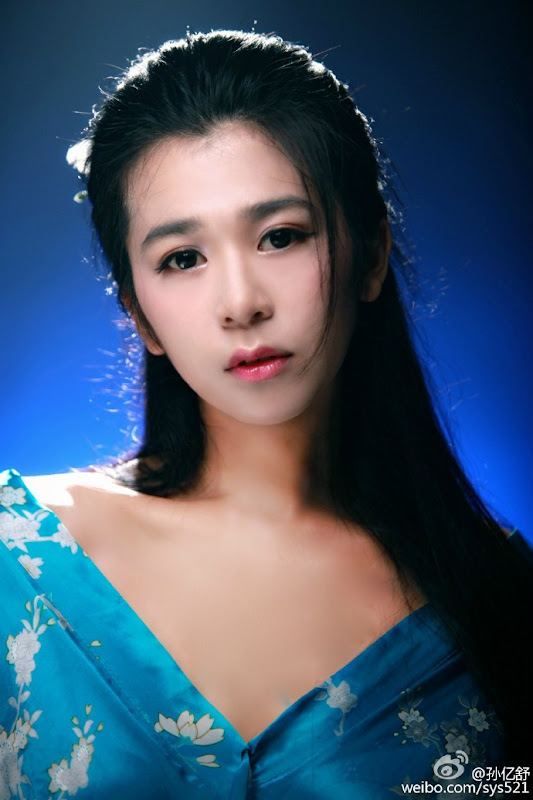 Sun Yishu China Actor
