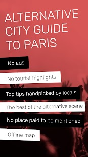 Indie Guides Paris- screenshot thumbnail