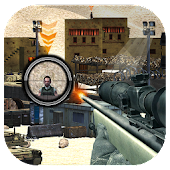 Sniper Shooter Desert War 3D