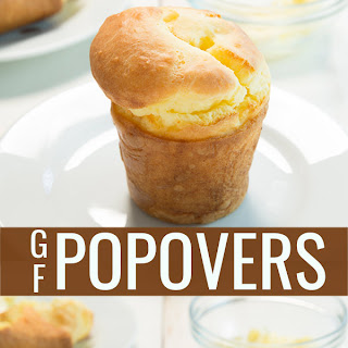 Gluten Free Popovers Recipes