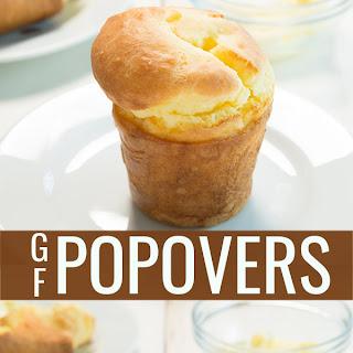 Perfect Gluten Free Popovers Recipe