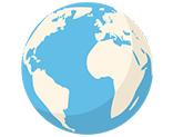 Logo Terre - controle thermopompe / climateur Cielo Breez Plus à distance par le WEB
