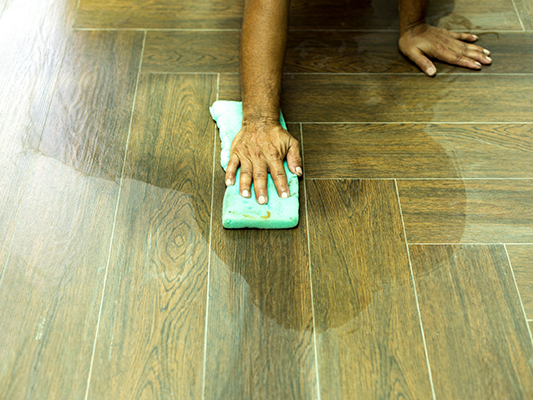 Hardwood Floor Cleaning From Acorn Cleaning In Harrow On The Hill