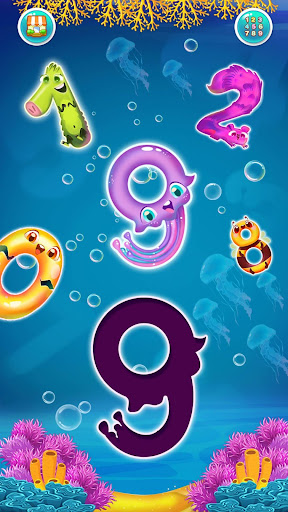 123 number games for kids - Count & Tracing 1.7.3 Screenshots 3
