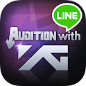 LINE Audition With YG icon