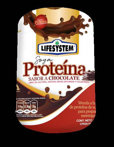 Proteina Soya Lifesystem