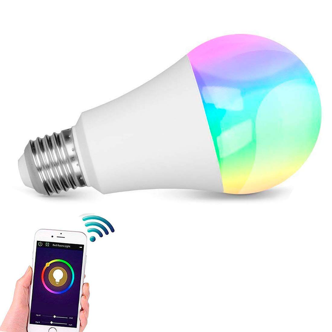 LovelyHome RGB 10W Smart LED Bulb
