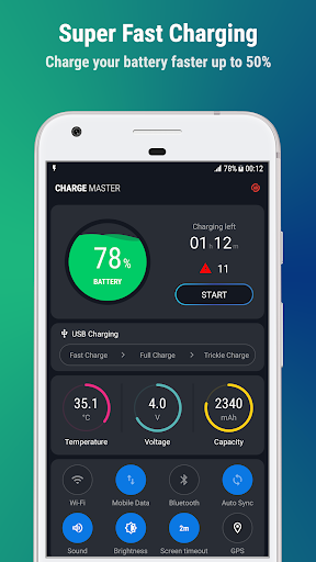 Fast Charging  - Super Fast Charge 2019 1.0.18 screenshots 1